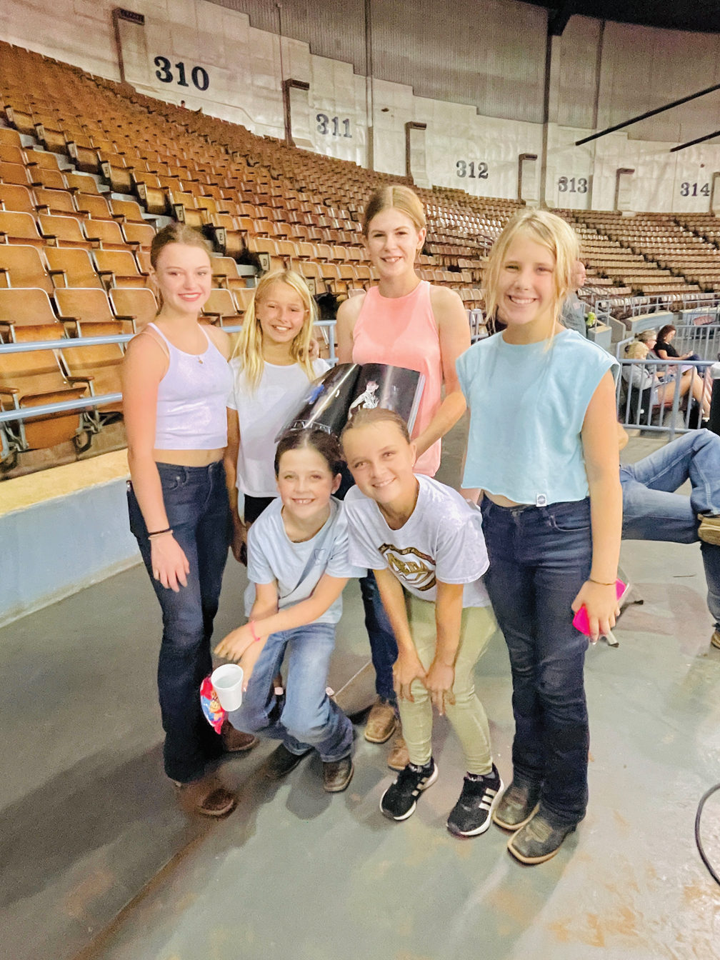 Around the Rings at the 2021 AQHYA Youth World – with the G-Man