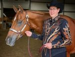 Around the Ring Photos and Results From MNQHA Masters Show