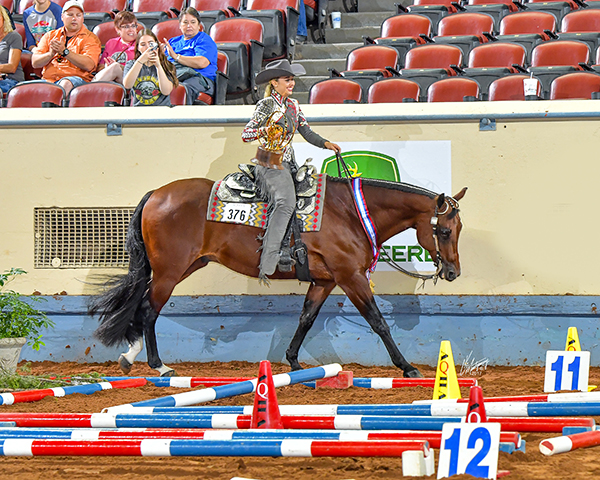 Letters to My Younger Self- Advice From an AQHYA World Champion