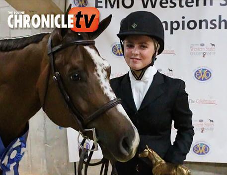 ECTV- EMO Western States Championship- Youth Equitation