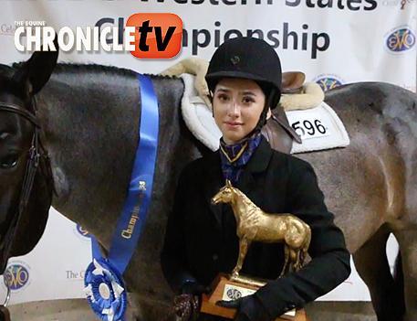 ECTV- EMO Western States Championship- Youth Hunter Under Saddle