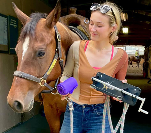 Create What You Can't Have- Equine Inventor Cat Guenther