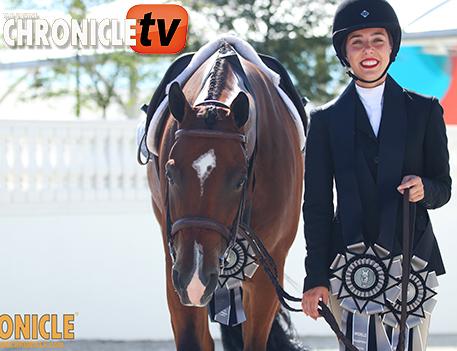 ECTV- 2021 Championship Show – 15-18 Hunter Under Saddle and Equitation
