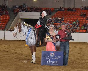 Still The One: Congress Coliseum Sells Out For Freestyle Reining